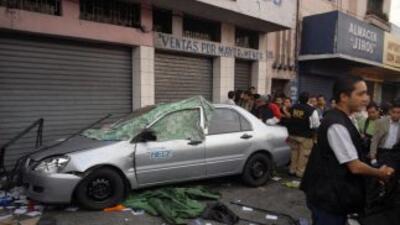 Muere tercer periodista en Guatemala en menos de una semana
