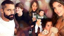 Ricky Martin, Sherlyn y otros famosos que nada los detuvo en su deseo de convertirse en padres