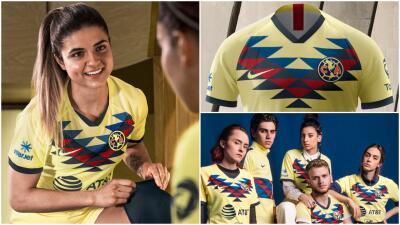 El nuevo plumaje con el que América afrontará la temporada en la Liga MX