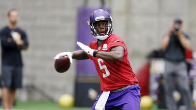 Teddy Bridgewater: Los Minnesota Vikings no somos tan buenos como pensamos