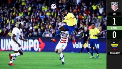 Con virtud y algo de suerte, Berhalter debutó gloriosamente con Team USA en fecha FIFA