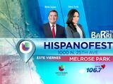 "La gira ""En Tu Barrio"" llega a Hispano Fest este viernes"