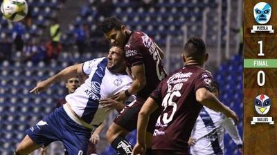 Puebla 1-0 Querétaro - RESUMEN Y GOL – Clausura 2019 Liga MX