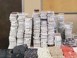 Confiscan artículos falsificados en centro comercial del área de Houston