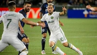 US Open Cup: Portland humilla al Galaxy, New Mexico United sigue tumbando a los 'emeleseros'