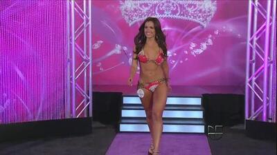 Elizabeth Robaina ganó el pase gracias al bikini que lució en su audición de Miami