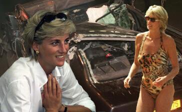 Muerte de Lady Diana: sus últimas fotos con vida, el fatal accidente en París y lo que reveló la autopsia