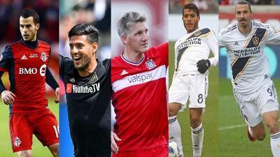 Carlos Vela es el tercer futbolista mejor remunerado de la MLS, y supera con creces a Zlatan Ibrahimovic