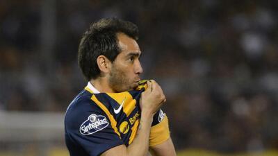 César 'Chelito' Delgado fue suspendido un año por dopaje