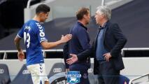 James Rodríguez promete buenos resultados en el Everton de la Premier League
