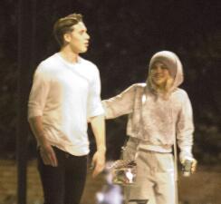 Brooklyn Beckham se escapa a una cita romántica con Sofia Richie