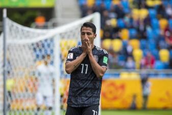 En fotos: el sufrimiento de México en su caída por 3-0 contra Japón en el Mundial Sub-20