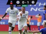 Chelsea avanza a Semifinales de la FA Cup al vencer al Leicester City