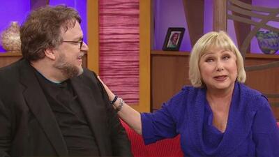 Guillermo del Toro sorprende a Cristina Saralegui