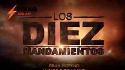 Los 10 mandamientos: nuevo ofrecimiento de Univision Puerto Rico