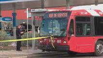 Autobús de pasajeros en San Antonio se vuelve el escenario de un tiroteo a plena luz del día