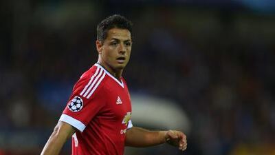 'Chicharito' debutará en Liga con el West Ham enfrentando al Manchester United