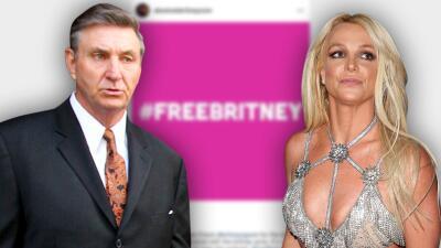 """Padre de Britney Spears llama """"mafia"""" al movimiento #LiberenABritney y demanda a su creador"""