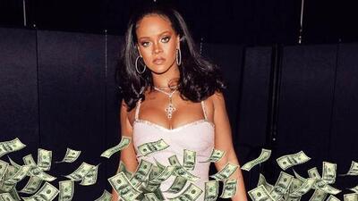 Conoce la lista de las cantantes más ricas del mundo, que ahora es liderada por Rihanna