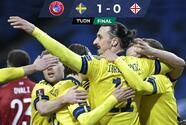 ¡En plan grande! Asistencia de lujo y Zlatan regresó con su selección