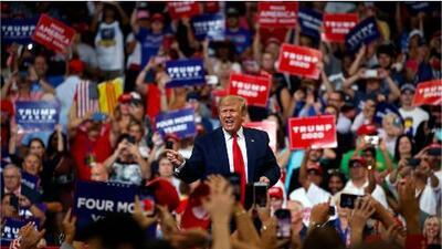 'Latinos for Trump' tuvo su primera conferencia nacional en Texas, estado clave para el presidente