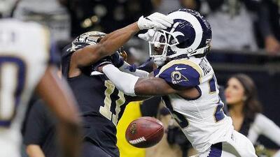 Cambios en la NFL: Interferencias de pase ahora podrán ser retadas para revisión