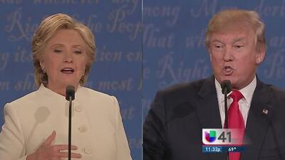 Resumen del tercer debate presidencial