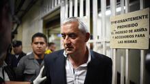 Acusan al expresidente guatemalteco Otto Pérez Molina por un nuevo caso de corrupción