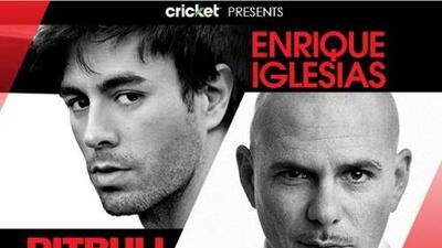 Hot 105.7 takes you backstage at Pitbull and Enrique Iglesias concert!