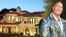 En fotos: Dwayne Johnson 'The Rock' paga 27.8 millones de dólares por una mansión con Sofía Vergara como vecina