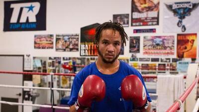 Listo para debutar profesionalmente el primer boxeador transgénero