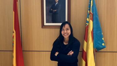 Charlyn Corral se naturaliza española