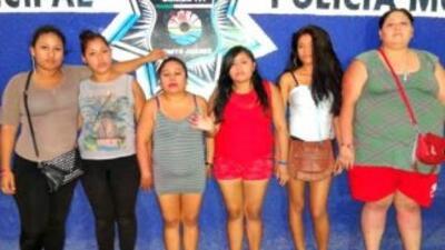 Las Coquetas, la banda que seducía a los hombres para robarles en Cancún