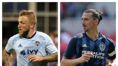 Duelo de artilleros europeos, entre lo mejor de los partidos de mitad de semana en MLS