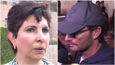 Abogada de Marjorie de Sousa dice que Julián Gil está molesto por tener que pagar la prueba de ADN
