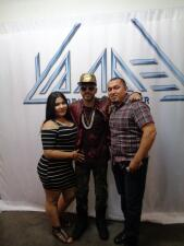 Yandel llegó con su 'Dangerous Tour' a Houston