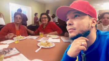 Lorenzo Méndez se canta un hombre nuevo en medio de la tribulación: su mamá pide oración por una prima con covid-19