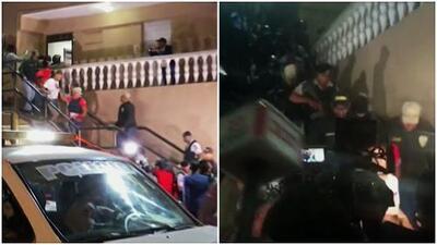 Suman 9 detenidos y tres prófugos por el atentado contra el exbeisbolista 'Big Papi'