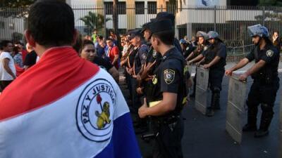 Paraguay sigue contando los votos de las presidenciales, entre denuncias de fraude