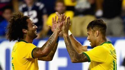"""Marcelo: """"Cristiano no es dueño del Real Madrid; si Florentino quiere, Neymar va a llegar"""""""