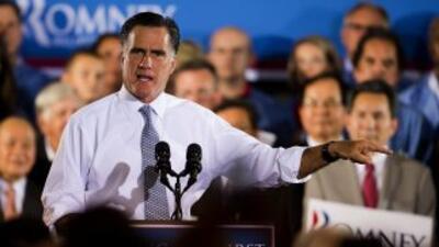 Para Romney reforma de salud de Obama es un impuesto