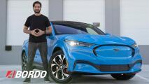 Ford Mustang Mach-E 2021 | Prueba A Bordo Completa
