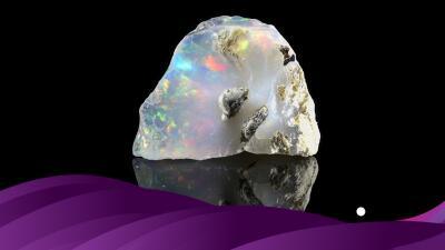 Ópalo: de piedra 'maldita' a mágica y poderosa