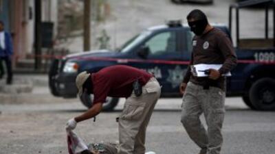 Violencia en Monterrey dejó al menos ocho muertos
