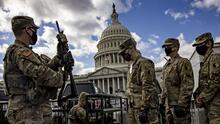 Por posesión de Biden, despliegan el mayor operativo antiterrorista en EEUU desde el ataque del 11 de septiembre