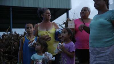 El huracán María no termina: estas historias muestran que en Puerto Rico sí hay crisis humanitaria