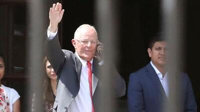 """""""No quiero ser un escollo"""": Así fue la renuncia de Pedro Pablo Kuczynski a la Presidencia de Perú tras escándalo en el Congreso"""