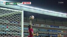 ¡Manotazo salvador! Gil Alcalá evita un golazo de bandera del 'Diente'