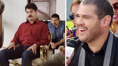 Para Marco de la O, esta vez fue más difícil entrar en la piel de El Chapo Guzmán