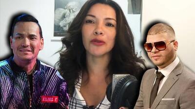 Balde de agua fría para Farruko y Víctor Manuelle: la original crítica una periodista por su nueva canción
